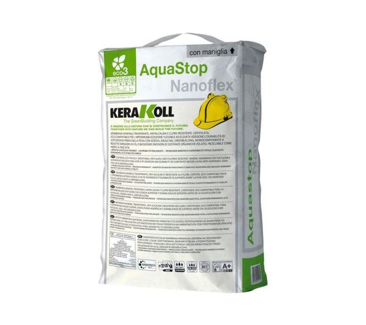 Kerakoll Aquastop Nanoflex