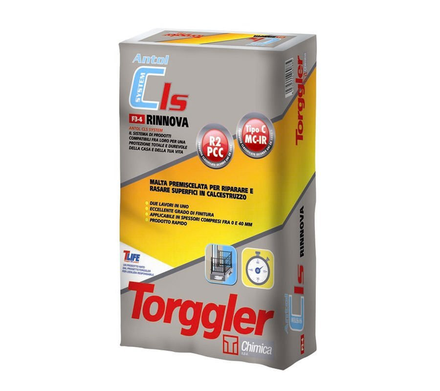 Torggler Antol CLS System Rinnova