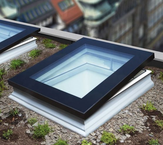 Fakro finestre per tetti piani tipo f gpm materiali edili for Finestre x tetti