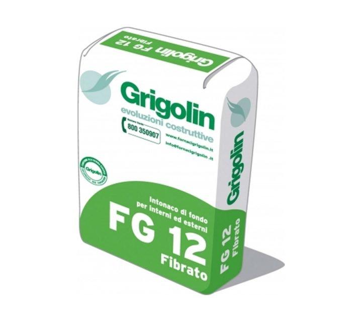 GRIGOLIN FG 12 FIBRATO - GPM Materiali Edili