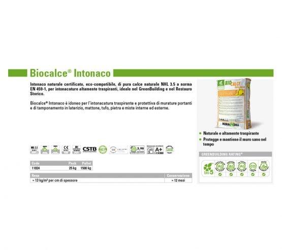 Kerakoll biocalce rinzaffo gpm materiali edili for Biocalce intonaco