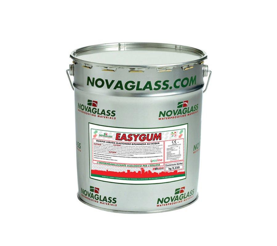NOVAGLASS EASYGUM - GPM Materiali Edili
