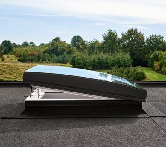 Fakro doppia apertura preselect gpm materiali edili for Finestre velux per tetti
