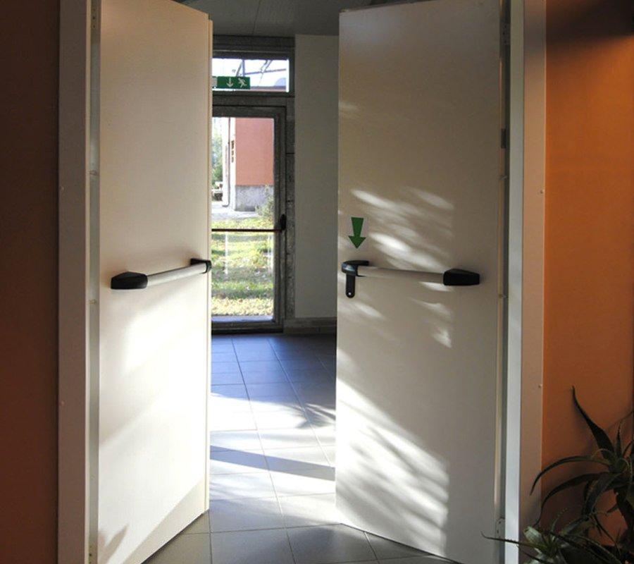 Padilla porta rei 120 per cartongesso gpm materiali edili - Porta per cartongesso ...