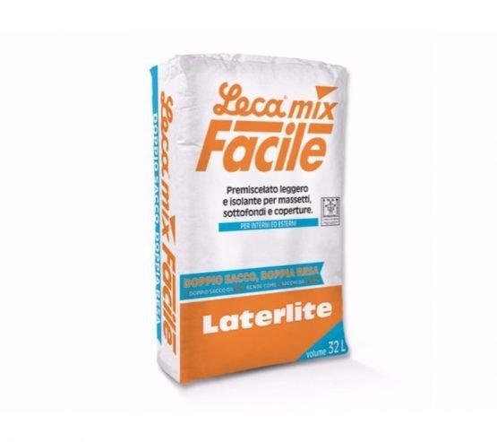 LECA LATERLITE LECAMIX FACILE