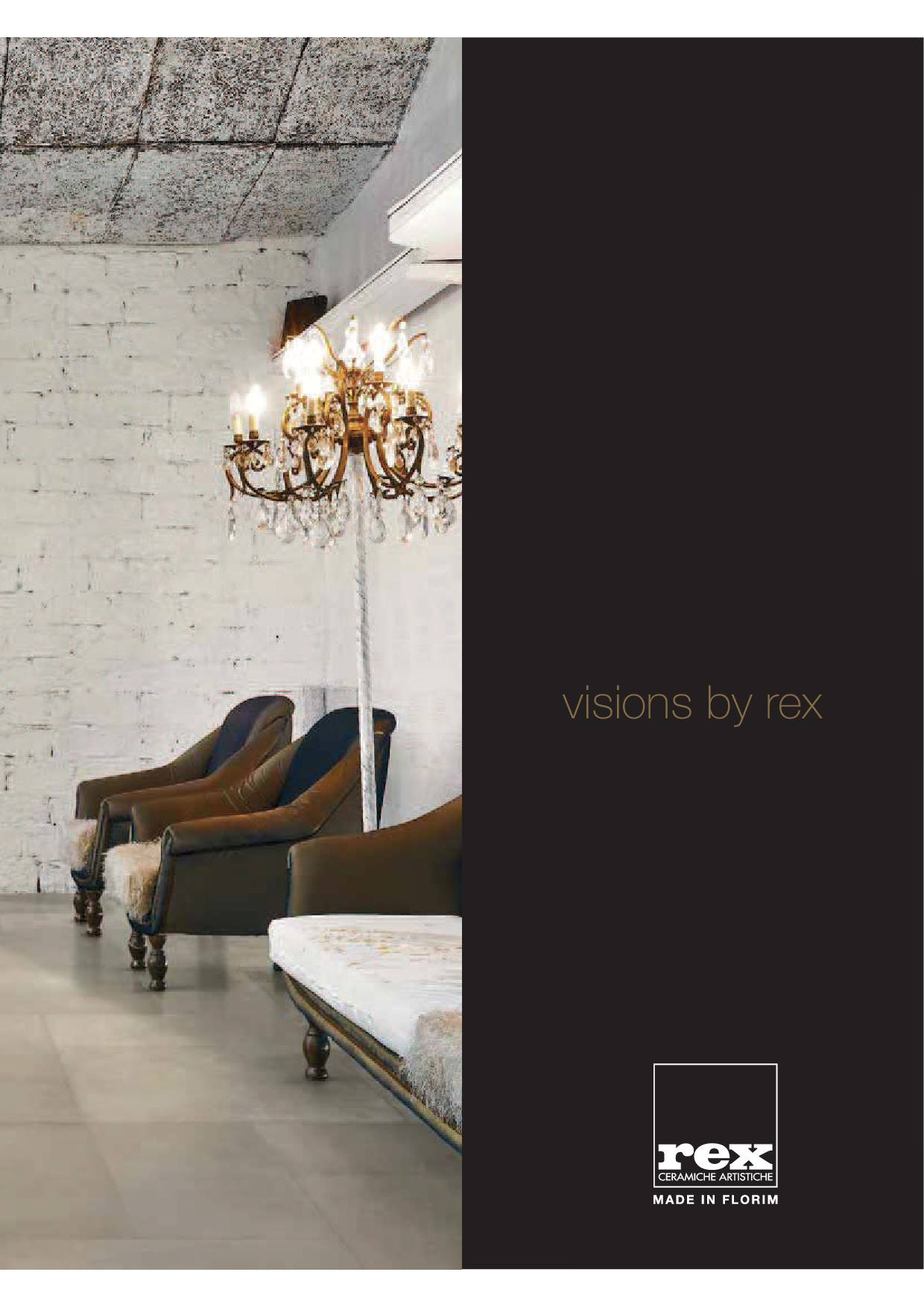 REX VISIONS BY REX