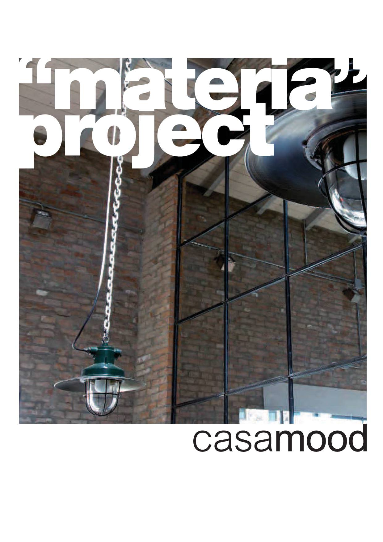 Casamood Materia Project