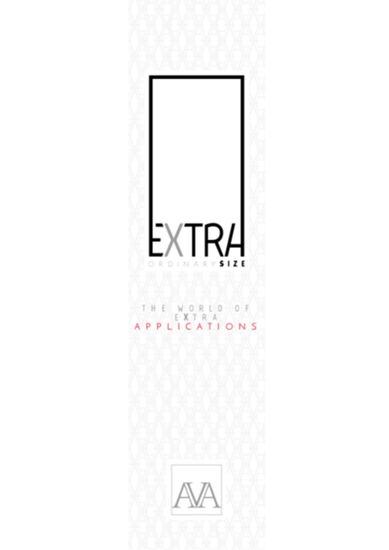 AVA Applicazioni Extraordinary