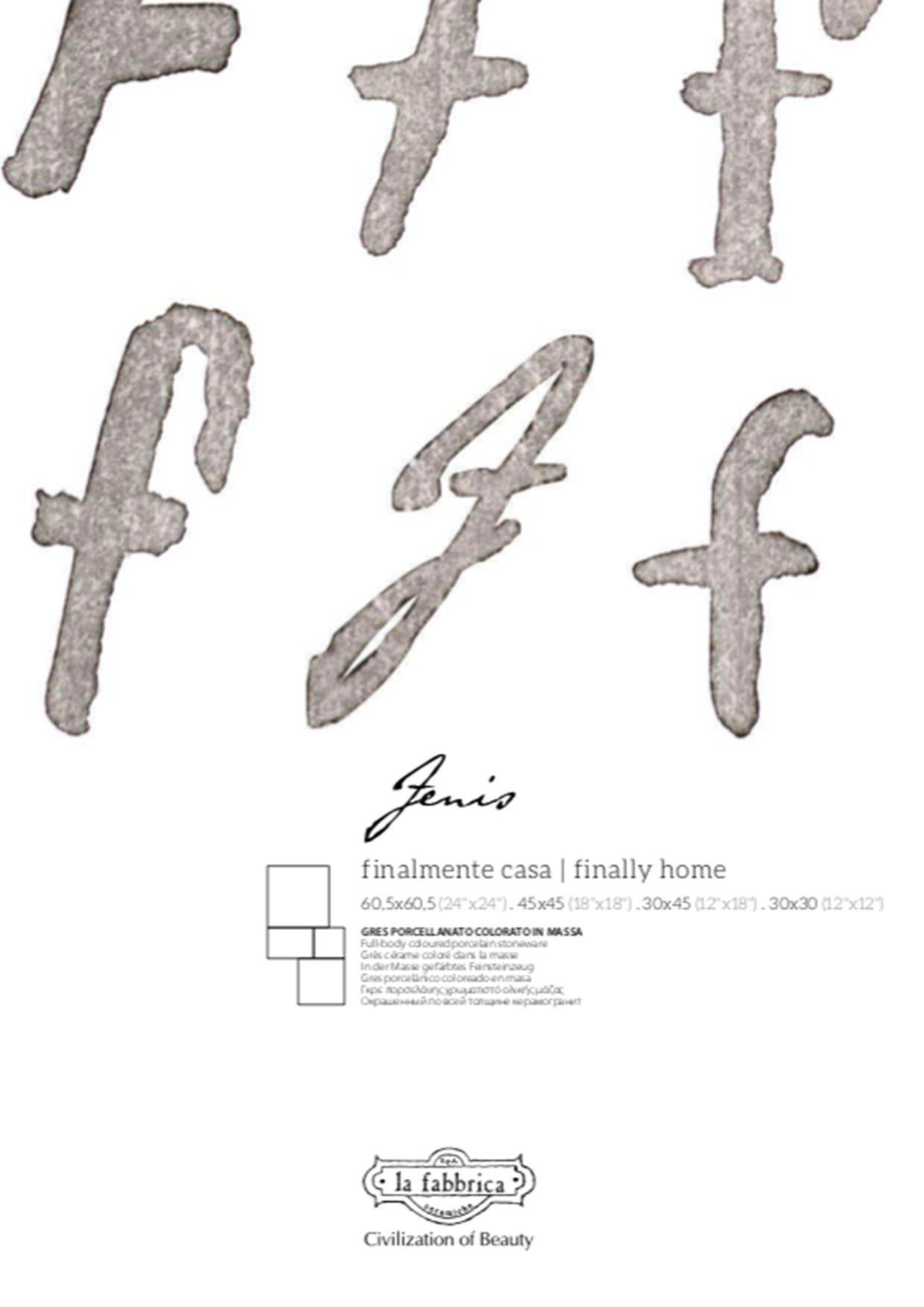 La Fabbrica Catalogo Fenis