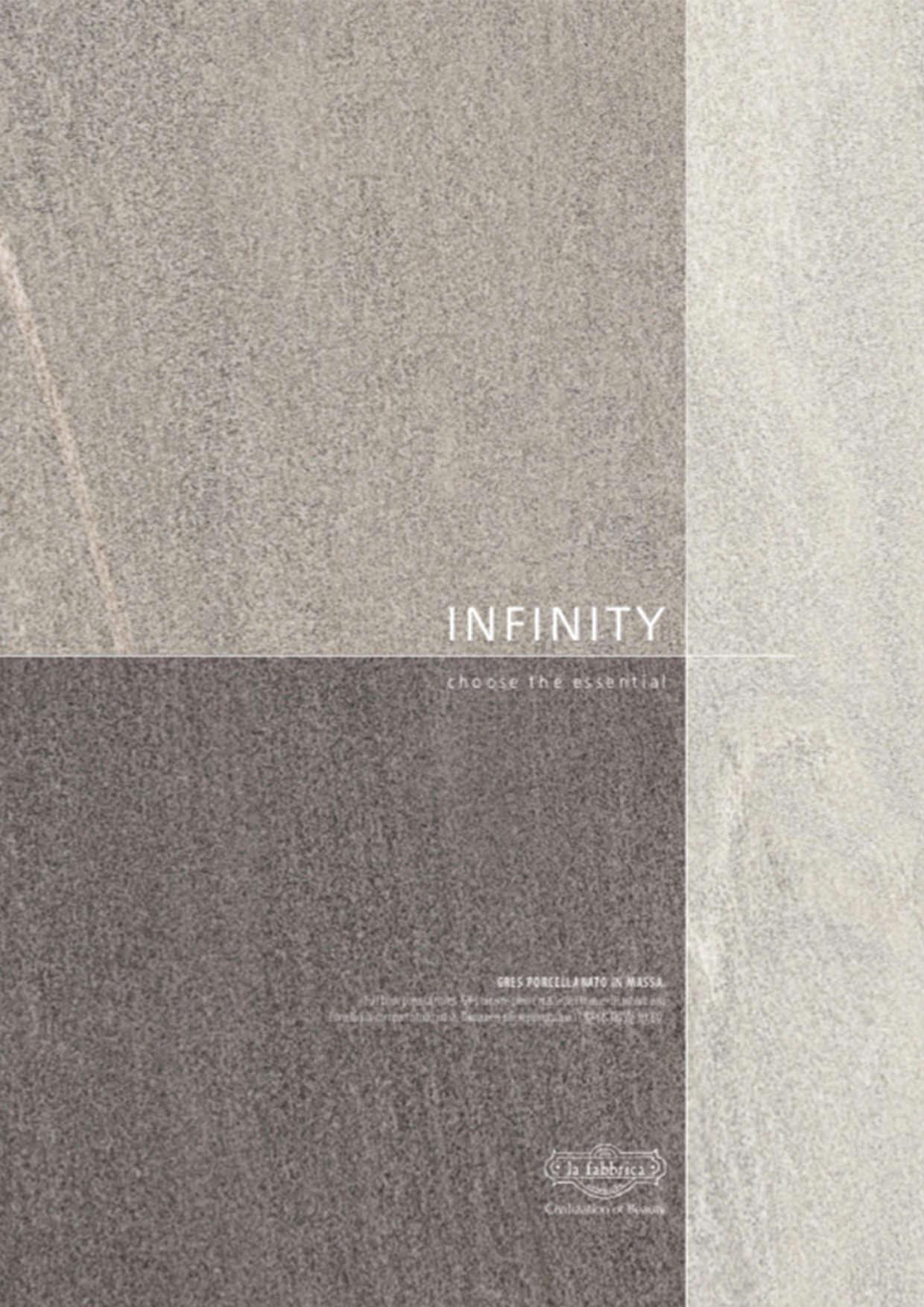 La Fabbrica Catalogo Infinity