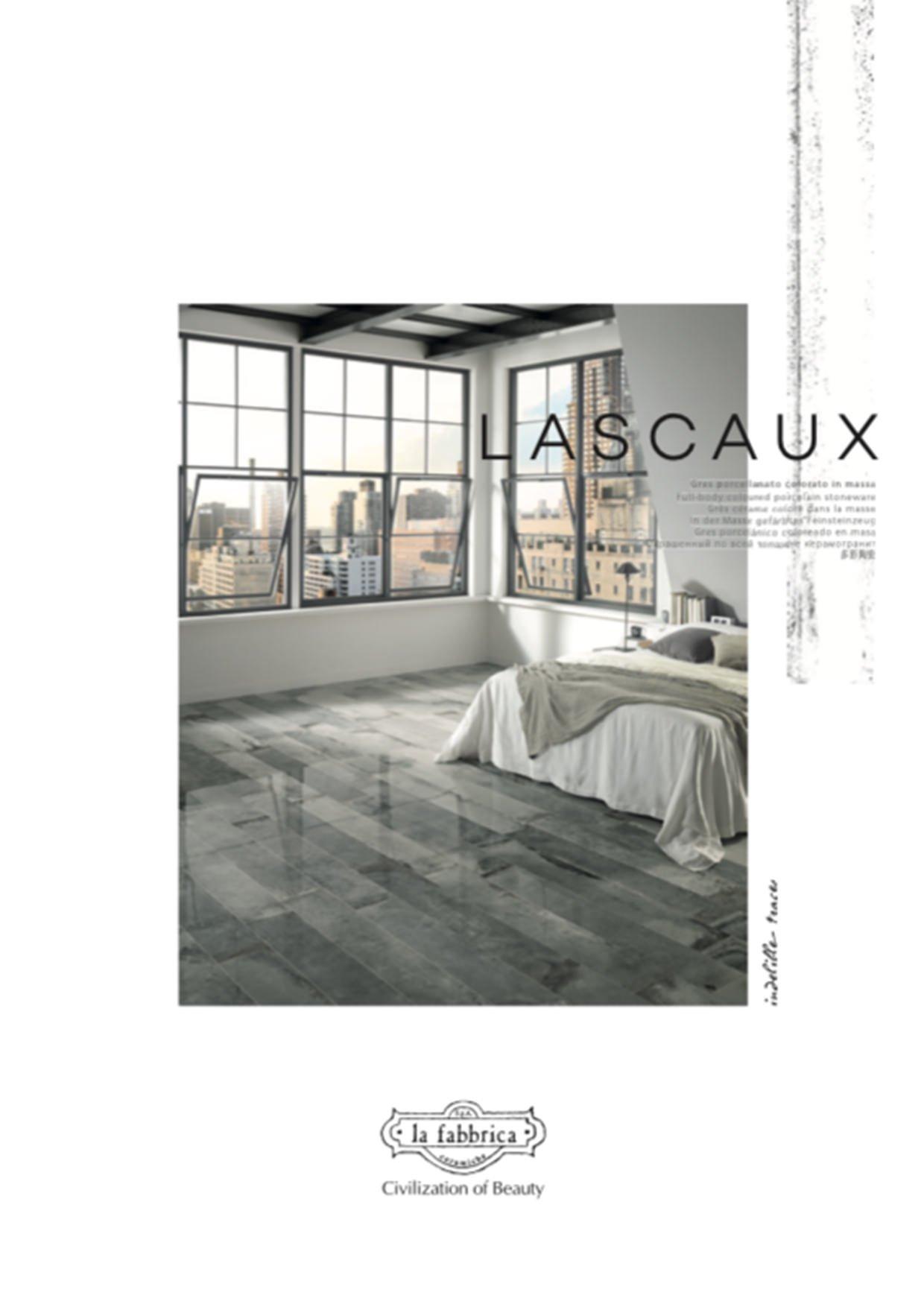 La Fabbrica Catalogo Lascaux