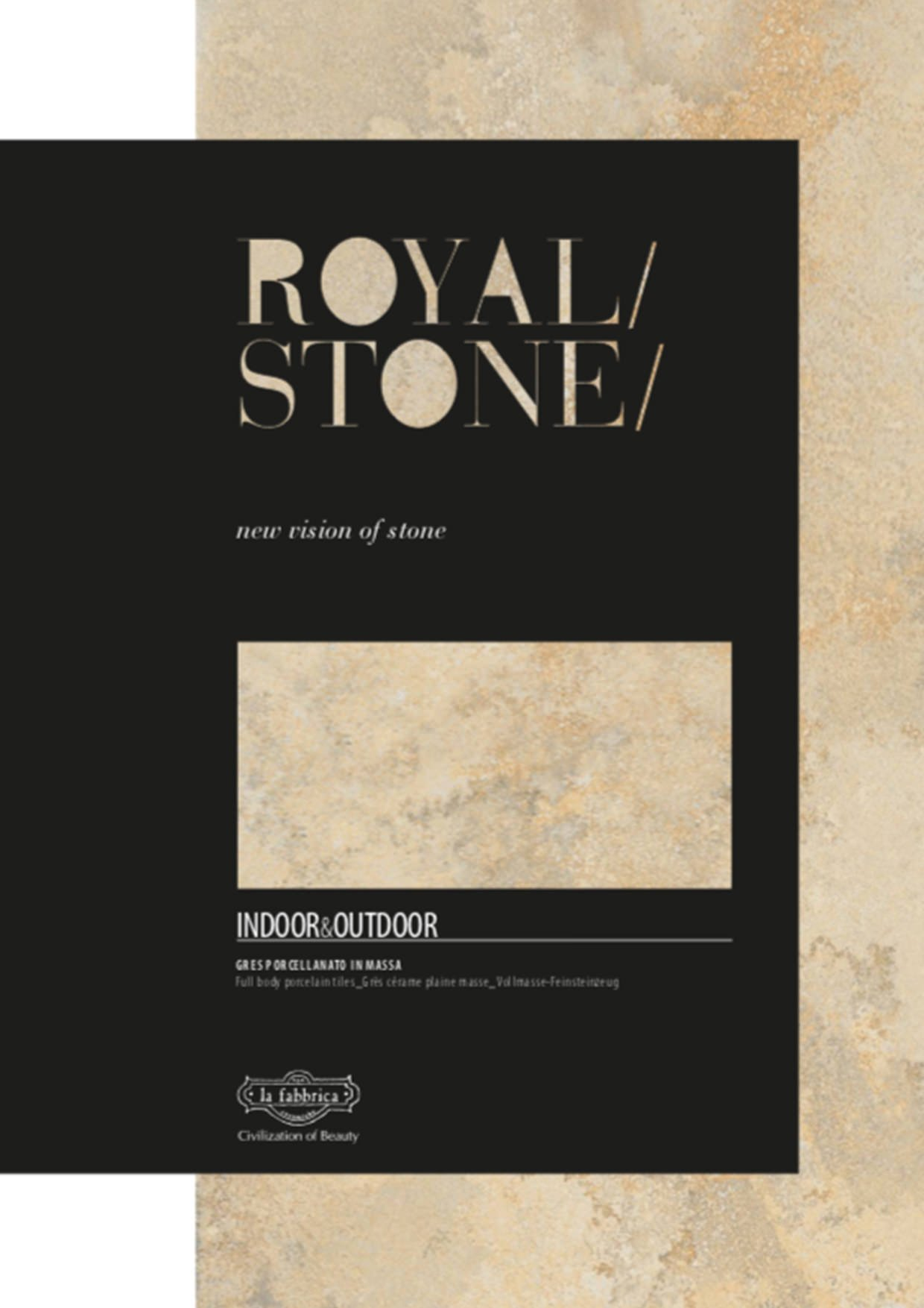 La Fabbrica Catalogo Royal Stone