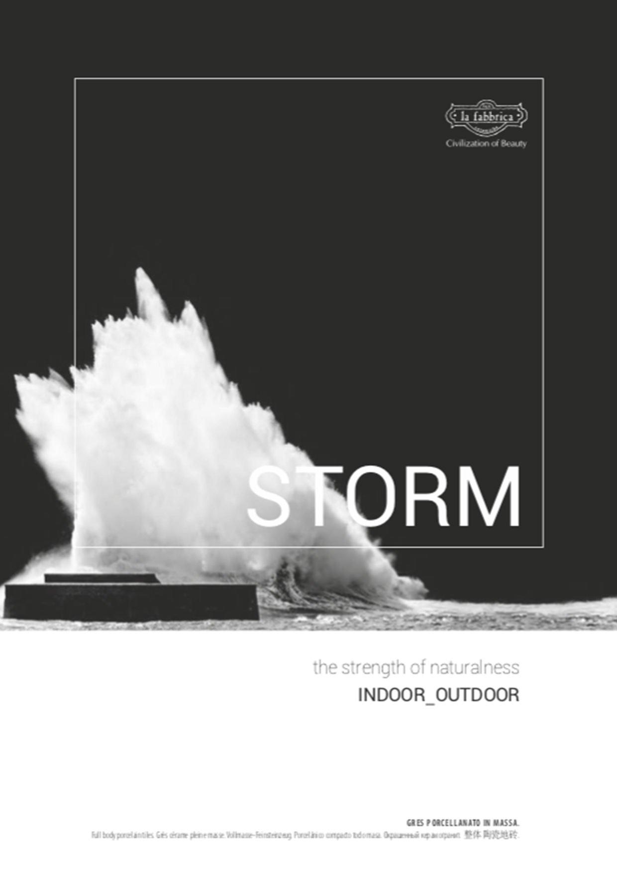 La Fabbrica Catalogo Storm