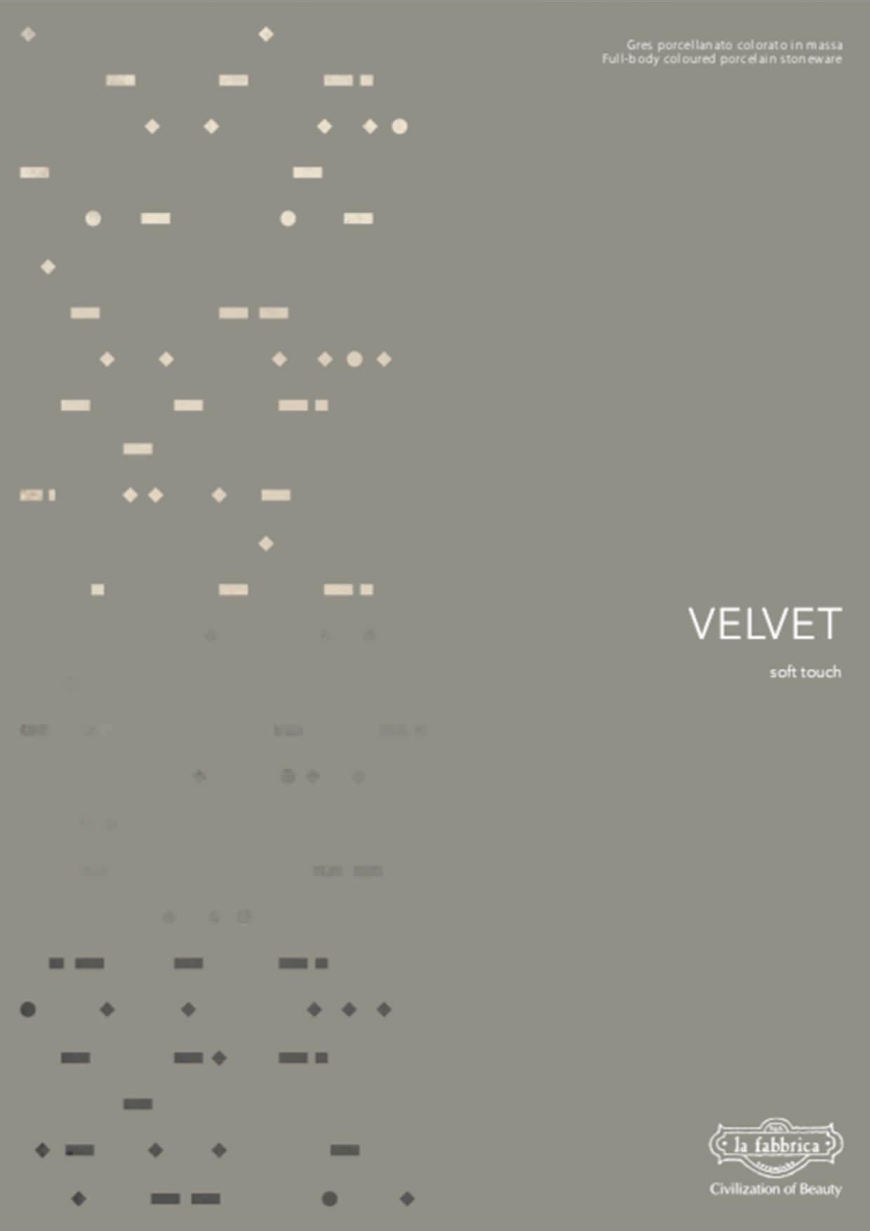La Fabbrica Catalogo Velvet
