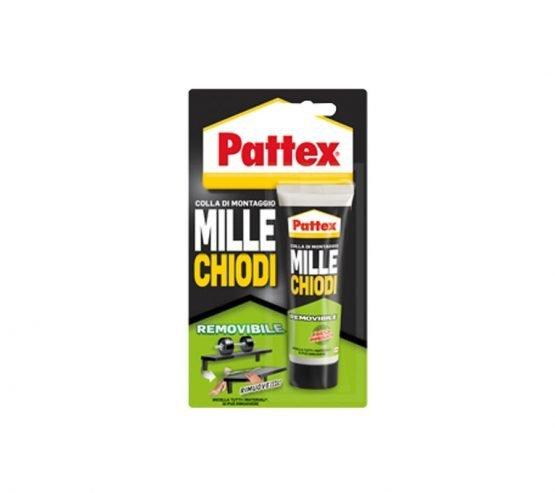PATTEX MILLECHIODI REMOVIBILE