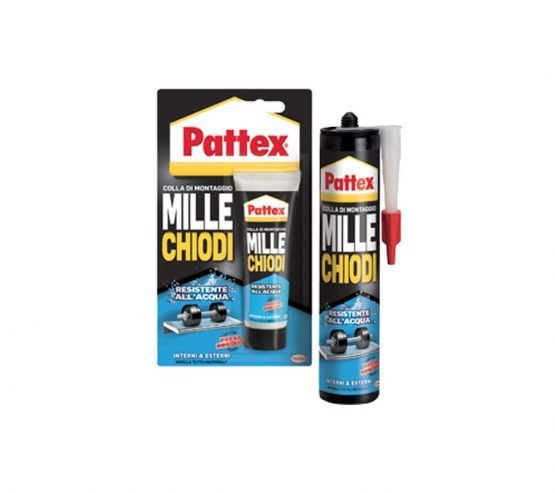PATTEX MILLECHIODI WATER RESISTANT