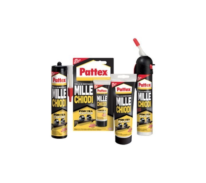PATTEX MILLECHIODI FORTE&RAPIDO