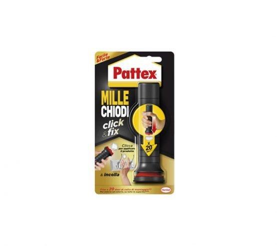 PATTEX MILLECHIODI CLICK&FIX